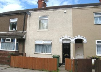 Thumbnail 3 bed terraced house to rent in Corporation Road, Grimsby