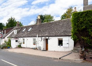 Thumbnail 4 bed detached house for sale in Rose Cottage, 21 South Esk Road, Tannadice, Forfar