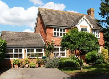 Thumbnail 5 bed detached house for sale in South Croft, Englefield Green, Egham