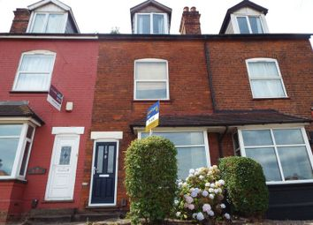 Thumbnail 5 bedroom terraced house to rent in Harborne Lane, Selly Oak, Birmingham