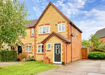 Thumbnail 5 bed end terrace house for sale in Wood View, Brampton, Huntingdon, Cambridgeshire