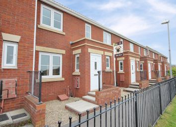 Thumbnail 3 bed terraced house for sale in Jay View, Weston-Super-Mare