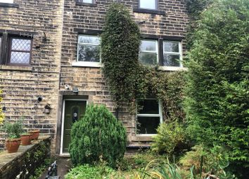 Thumbnail 2 bed terraced house to rent in Dunford Road, Holmfirth