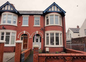 Thumbnail 3 bed terraced house for sale in Ridgwood Avenue, Blackpool