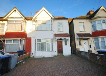 Thumbnail 5 bed end terrace house to rent in Scarle Road, Wembley, Middlesex