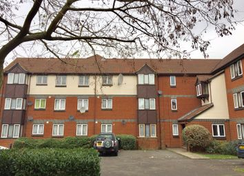 Thumbnail 2 bed flat for sale in Swaythling Close, Edmonton