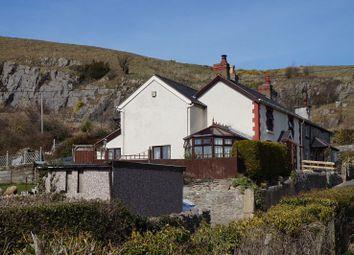 Thumbnail 3 bed detached house for sale in Tan Y Graig Road, Llysfaen, Colwyn Bay