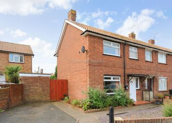 Thumbnail 2 bed end terrace house for sale in Coronation Crescent, Margate