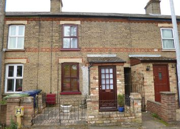 Thumbnail 2 bedroom terraced house for sale in Eaton Ford, St Neots, Cambridgeshire