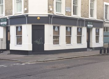 Thumbnail Restaurant/cafe to let in Westbourne Park Road, London