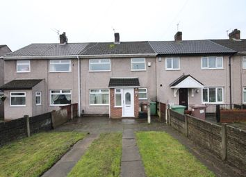 Thumbnail 3 bedroom terraced house to rent in Brookway Lane, St Helens