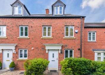 Thumbnail 3 bed town house for sale in Longfellow Road, Stratford-Upon-Avon