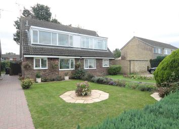 Thumbnail 3 bed semi-detached house for sale in Guntons Close, Soham