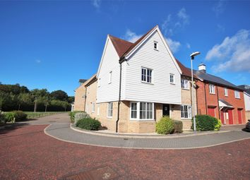 Thumbnail 4 bed detached house for sale in Lungley Rise, Colchester, Essex