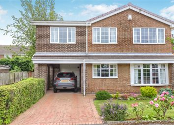 Thumbnail 4 bed detached house for sale in Darnbrook Way, Nunthorpe, Middlesbrough