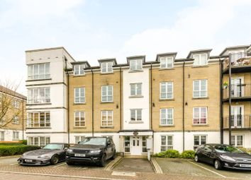 Thumbnail 2 bed flat for sale in Howard Court, Tudor Way, Knaphill