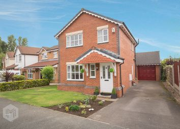 Thumbnail 3 bedroom detached house for sale in Fenton Way, Hindley, Wigan