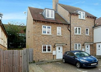 Thumbnail 4 bed terraced house to rent in Flagstaff Court, Canterbury