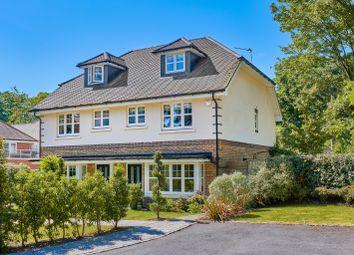 4 bed semi-detached house for sale in Nettlecombe Close, Farnham, Surrey GU9