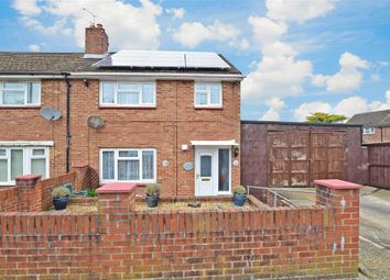 Thumbnail 2 bed end terrace house for sale in Purbrook Way, Leigh Park, Havant, Hampshire