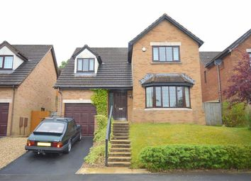 Thumbnail 4 bedroom detached house for sale in Oakwood Drive, Gowerton, Swansea