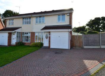 3 bed semi-detached house for sale in Woodham Close, Rubery, Birmingham B45