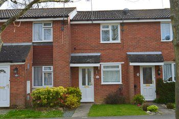 Thumbnail 2 bed terraced house to rent in Stoneybrook, Hills Farm Lane, Horsham