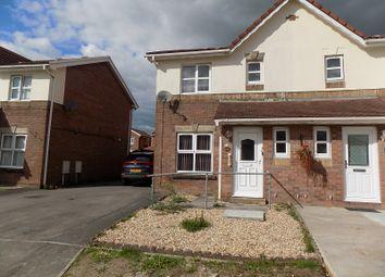 Thumbnail 3 bed semi-detached house for sale in Rowan Tree Avenue, Baglan, Port Talbot, Neath Port Talbot.
