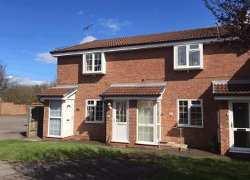 Thumbnail 1 bedroom flat for sale in Monarch Close, Stretton, Burton-On-Trent