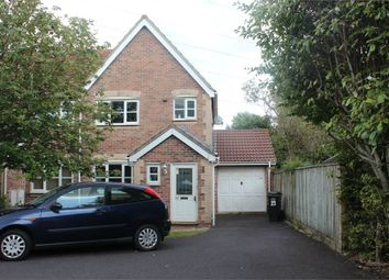 Thumbnail 3 bed semi-detached house for sale in Jasmine Way, Weston-Super-Mare, Somerset