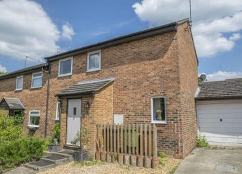Thumbnail 3 bed semi-detached house for sale in Hagbourne Close, Woodcote, Reading