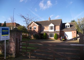 Thumbnail 6 bed detached house for sale in Norwich Road, Cats Common, Smallburgh, Norwich, Norfolk