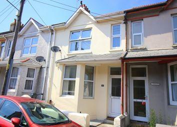 Thumbnail 2 bedroom terraced house for sale in Symons Road, Saltash