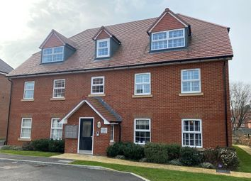 Thumbnail 2 bed flat for sale in Crosstrees, Allotment Road, Sarisbury Green, Southampton