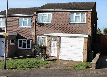Thumbnail 3 bed semi-detached house to rent in Fleming Close, Hertfordshire
