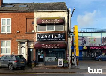 Thumbnail Restaurant/cafe for sale in 491 Hagley Road, Bearwood, Smethwick
