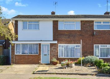 Thumbnail 3 bed semi-detached house for sale in Claremont Avenue, Stony Stratford, Milton Keynes