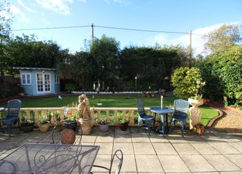 Thumbnail 3 bed detached bungalow for sale in Uppingham Road, Houghton-On-The-Hill, Leicester