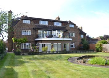 Thumbnail 2 bed flat for sale in Beverley Close, Epsom
