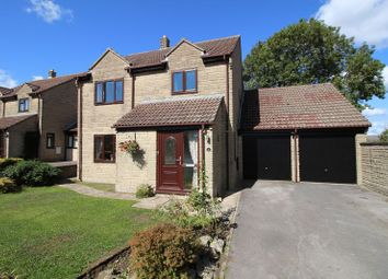 Thumbnail 4 bed detached house for sale in Church Farm Close, Marksbury, Bath