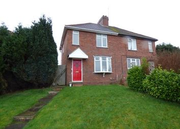 Thumbnail 2 bed semi-detached house for sale in Hill Bank Road, Halesowen, West Midlands
