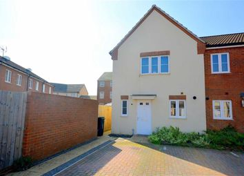 Thumbnail 3 bed end terrace house for sale in Tatenhill Close Kingsway, Quedgeley, Gloucester