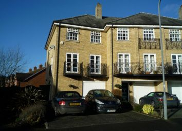 Thumbnail 4 bedroom end terrace house to rent in De Havilland Drive, Hazlemere, High Wycombe