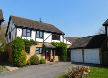 Thumbnail 4 bed detached house for sale in Granary Close, Weavering, Maidstone, Kent