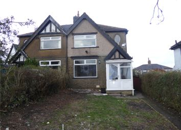 Thumbnail 3 bed detached house to rent in Mount Avenue, Norton Tower, Halifax