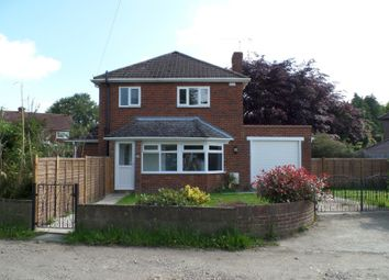 Thumbnail 3 bedroom detached house to rent in Knavewood Road, Kemsing, Sevenoaks