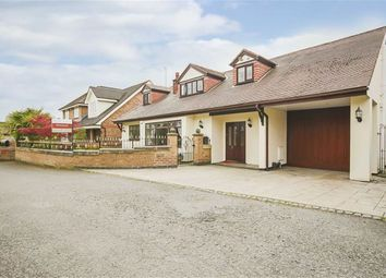 Thumbnail 4 bed detached bungalow for sale in Wood End, Leigh, Lancashire