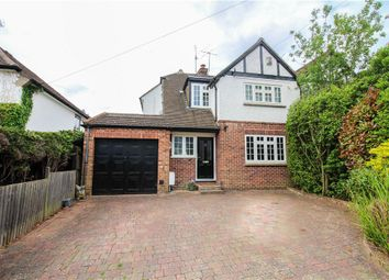 Thumbnail 3 bed semi-detached house for sale in Poplar Avenue, Windlesham, Surrey