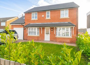 Thumbnail 4 bed detached house for sale in Langbar Road, Leeds