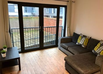 Thumbnail 1 bed flat to rent in Hub, 1 Clive Passage, Birmingham